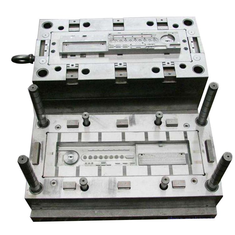 Wholesale china service car parts plastic injection molding molds
