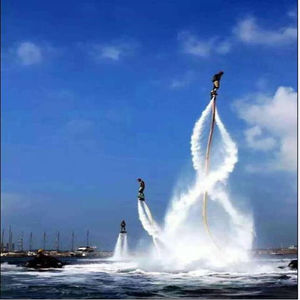 2019 hot selling high speed the latest model water jet pack flying board for sale