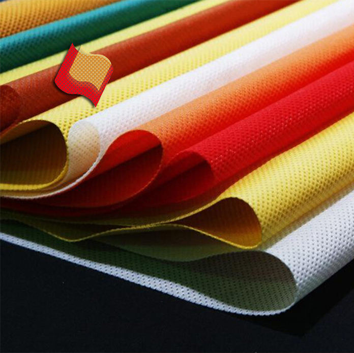100% PP Eco-friendly Non-woven Fabric Spun Bonded For Sofa And Mattresses