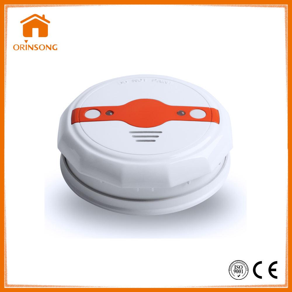 Температура датчик дыма CE Certificate Sound и внезапный сигнал тревоги