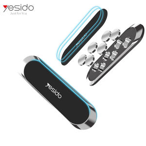 Yesido Silicone Mobile Phone Wall Holder 6Pcs N50 Magnet Magnetic Car Phone Holder