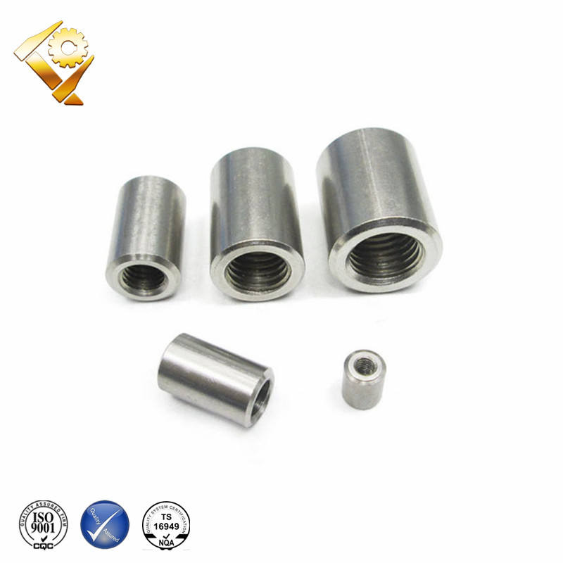 Hot sale low price China fastener manufacturer round coupling nut