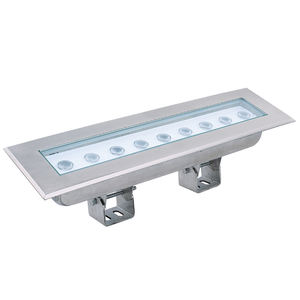 IP68 LED 430 Mm Strip Tahan Air Dinding Mesin Cuci Cahaya untuk Outdoor