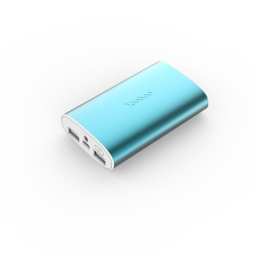 Ponsel baterai eksternal/outdoor 10200 mAh power bank