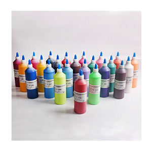 2017 New Style 500ml bottled acrylic color paint