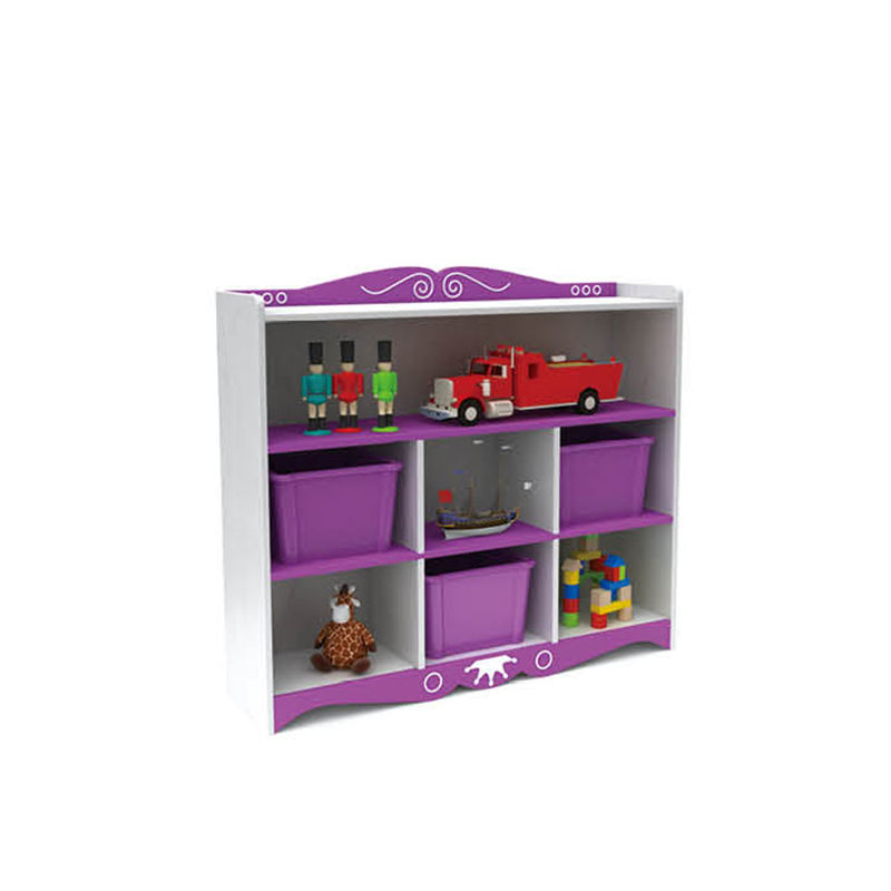 Wood Storage Box Toy Display Cabinets