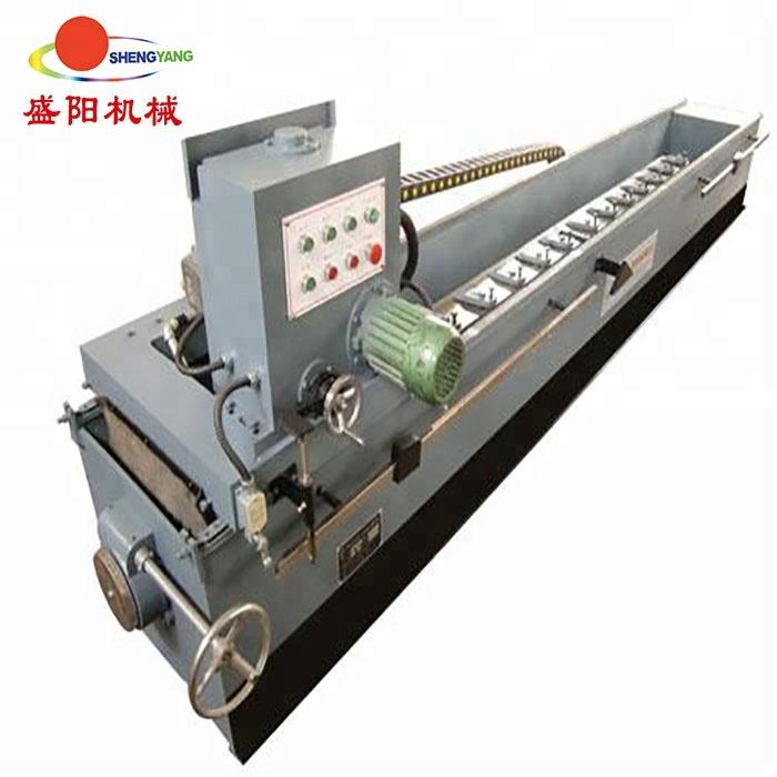 Knife double side surface grinding machine for plywood peeling machine