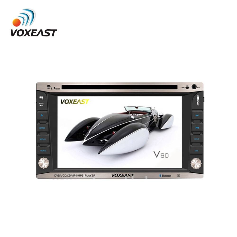 Doppio din car dvd player con GPS BLUETOOTH e TOUCH SCREEN