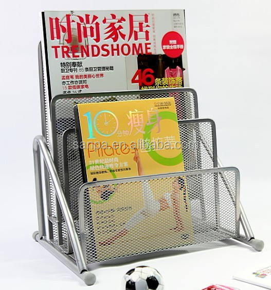 2016 Hot Sale Metal Mesh Letter Holder /Mail Sorter/Paper Sorter