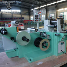 Fully automatic metal sheet coil slitting machine/metal strip/cutting machine metal equipment