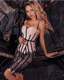 slip black lace with bandage dress sexy lace bodycon dress women bandage dress