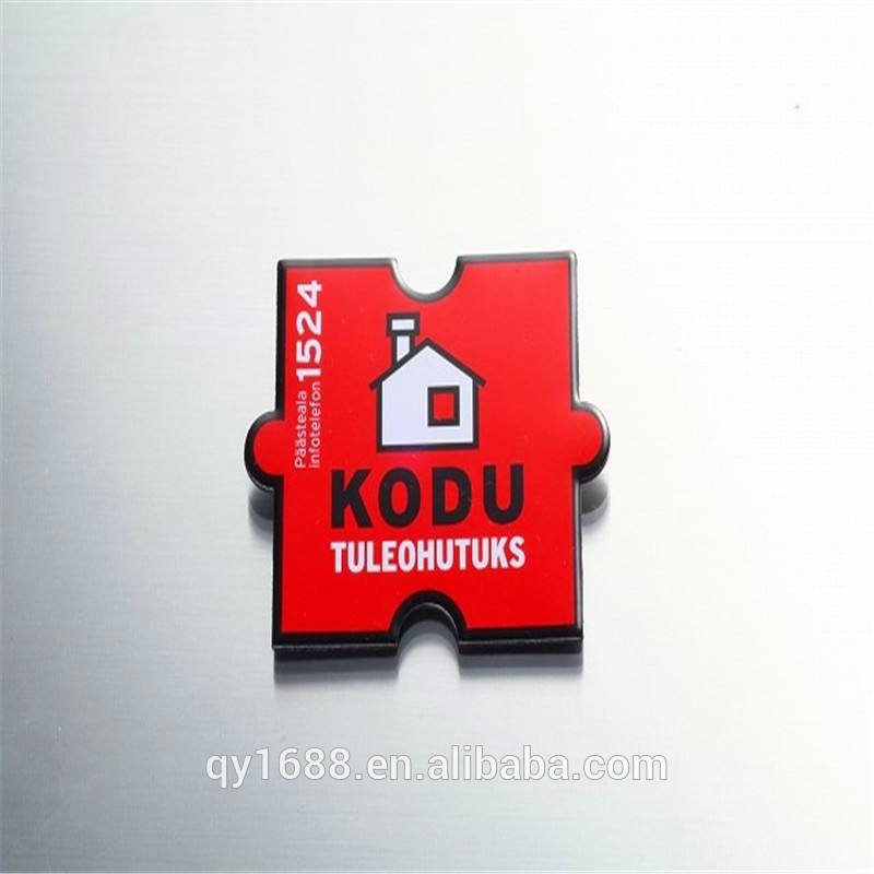 ev şeklinde manyetik kabini rozeti