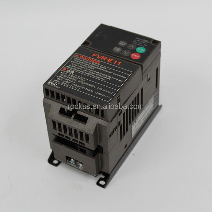 FUJI Electric FVR-E11 Drive Inverter FREE SHIPPING! FUJI FVR0.2E11S-2 3-Phase