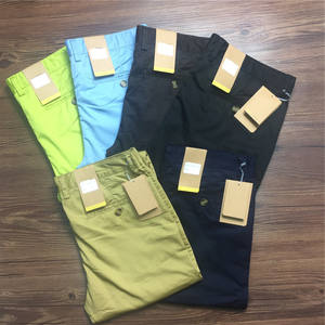 High Quality Casual Line Custom Trousers Men Stretch Men's Chino Pants
