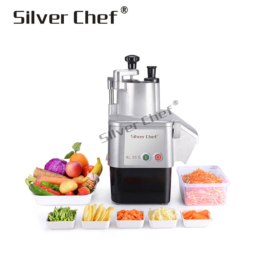 Silver Chef Commercial Fruit Vegetable slicer dice cutting machine