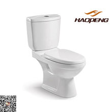 Bathroom Economic Design Two Piece Commode Toilets
