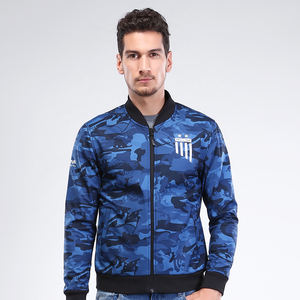 Wind Resistant China Guard Men Sportswear Softshell Jacket