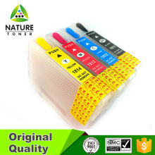 Refillable ink cartridge T1811, T1812, T1813, T1814 for Epson XP-30/XP-102/XP-202/XP-305/XP-405