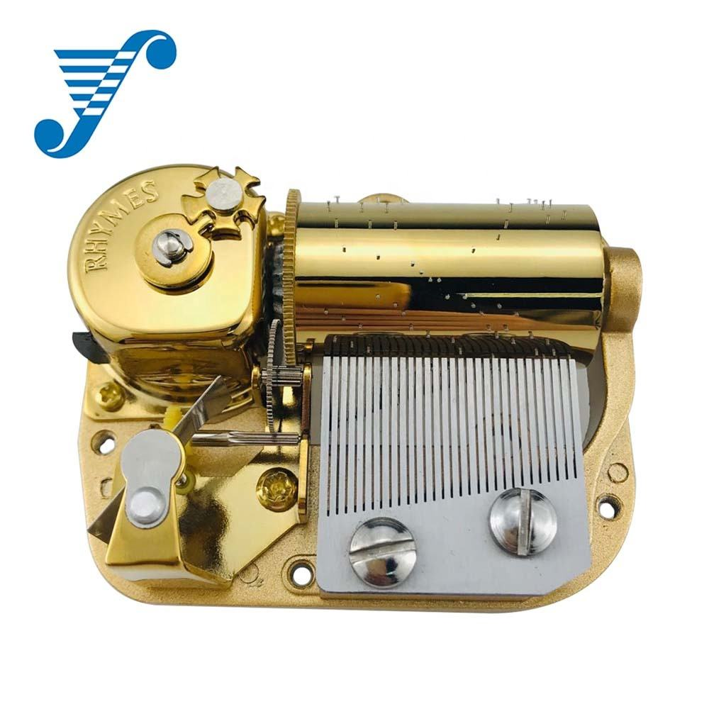 Yunsheng 30 note deluxe musical movement custom music box