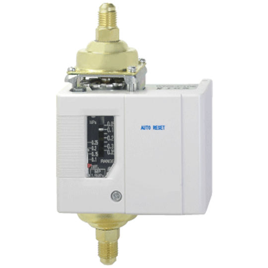 DIFFERENTIAL PRESSURE CONTROLS WNS-C106X For use on any application where the relationship