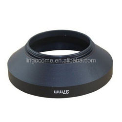 37mm Wide Angle Lens Hood for 37mm Camera Lens