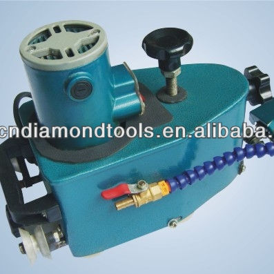glass edging machine/small glass beveling machine/glass edge polishing machine