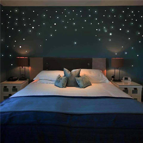Sky shape 3D hole starry star ceiling light illumination star ceiling fiber optic light twinkle