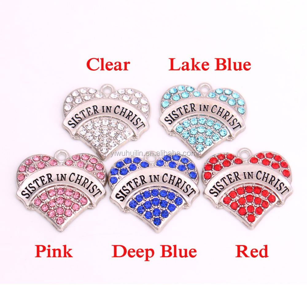 8179-Disc Charm Charms for Bracelets and Necklaces