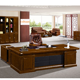 Guangzhou Mahogany Wood Furniture Office Executive Desk