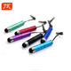 Best selling capacitive touch screen stylus pen with rubber tip