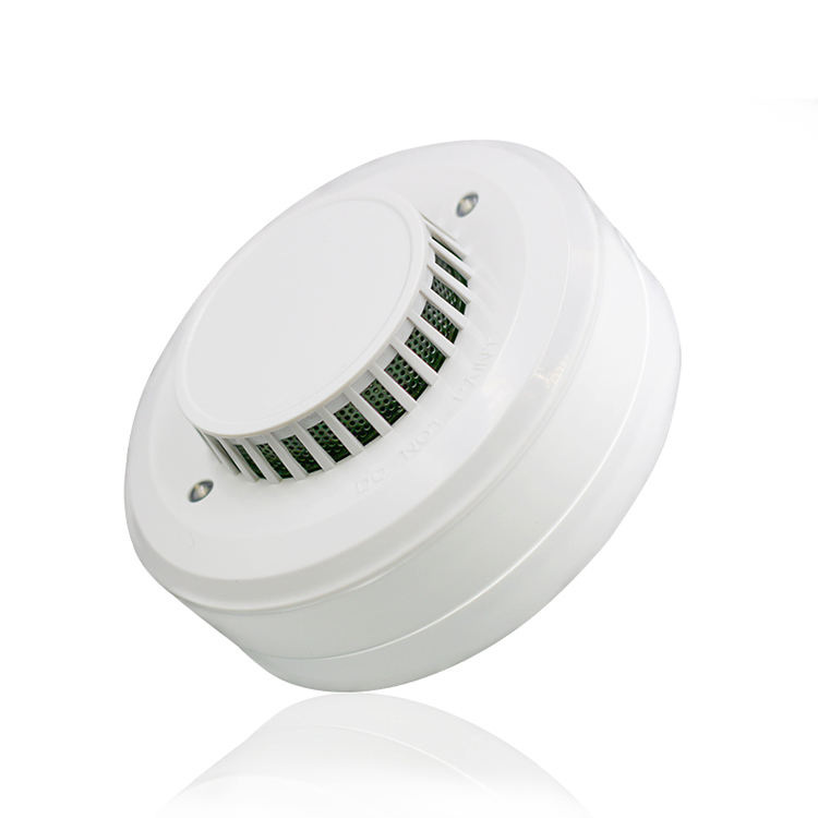 High Quality Conventional Photoelectric Smoke Detector for Fire Alarm System