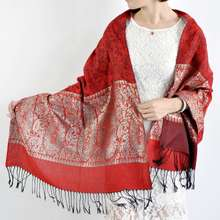 2020 Fashion women  shiny pashmina scarf shawl with silver gold thread