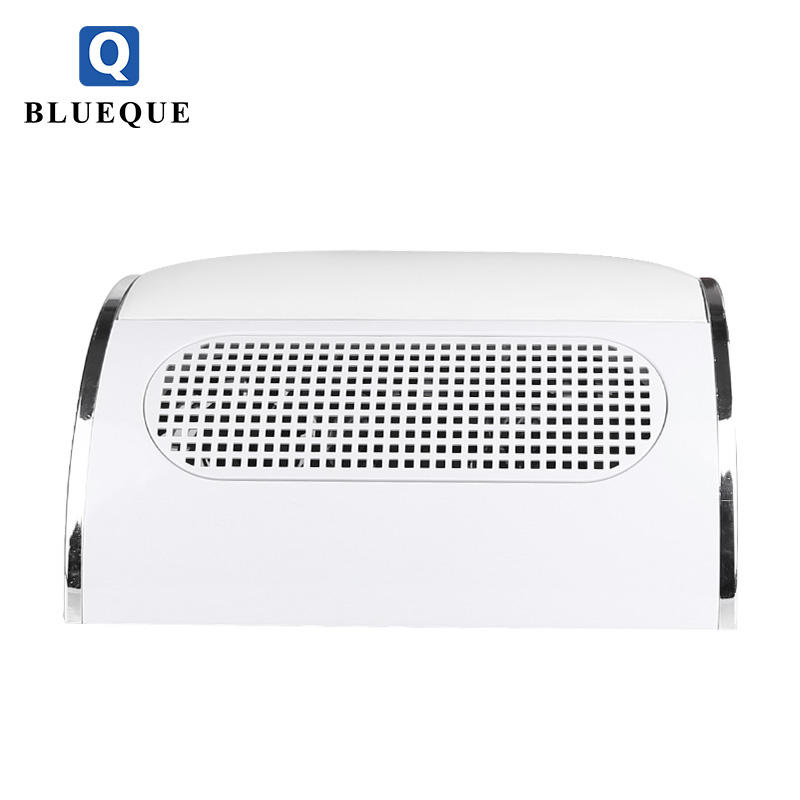 Blueque Why so many salons order this 3 fans electric nail dust collector machine