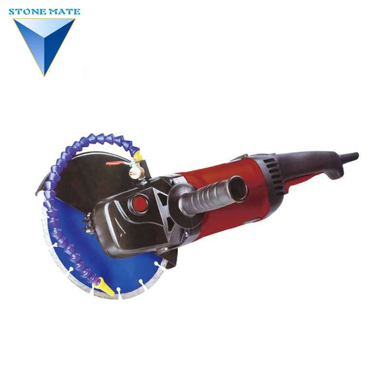 electric handheld wet water mini angle grinder angle grinder 125 230mm china stone machine