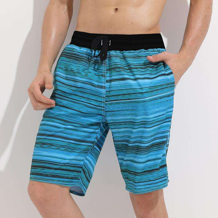 Stock 2Colors Men's Beach Surf Grateful Board Shorts Pants Swim Trunks