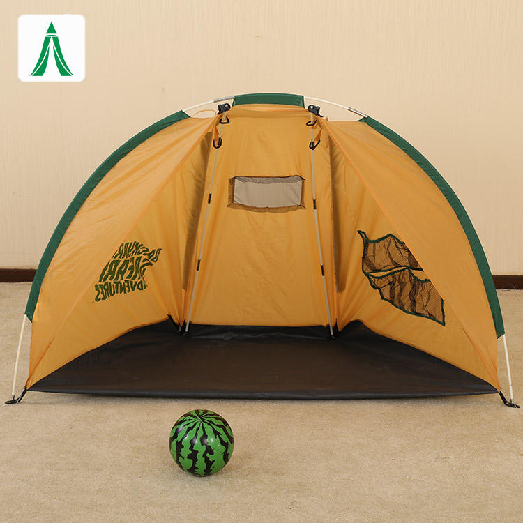 Outdoors Easy Up Beach Tent Sun Shelter -Camping shelter for family