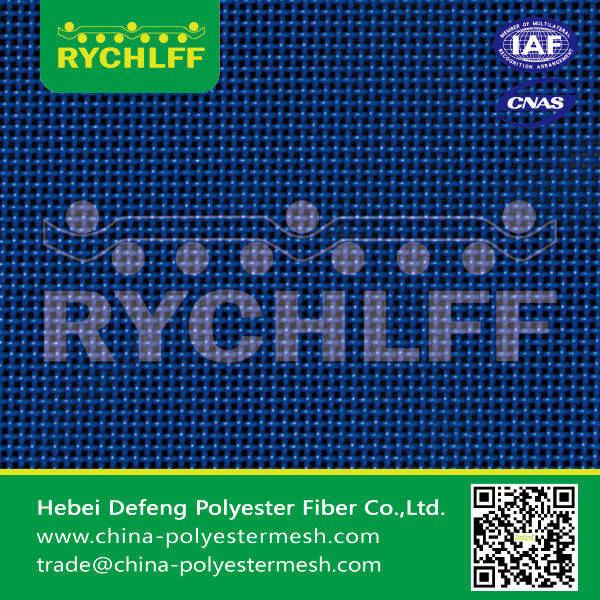 Le séchage des aliments/Mine polyester monofilament maille convoyeur ceinture