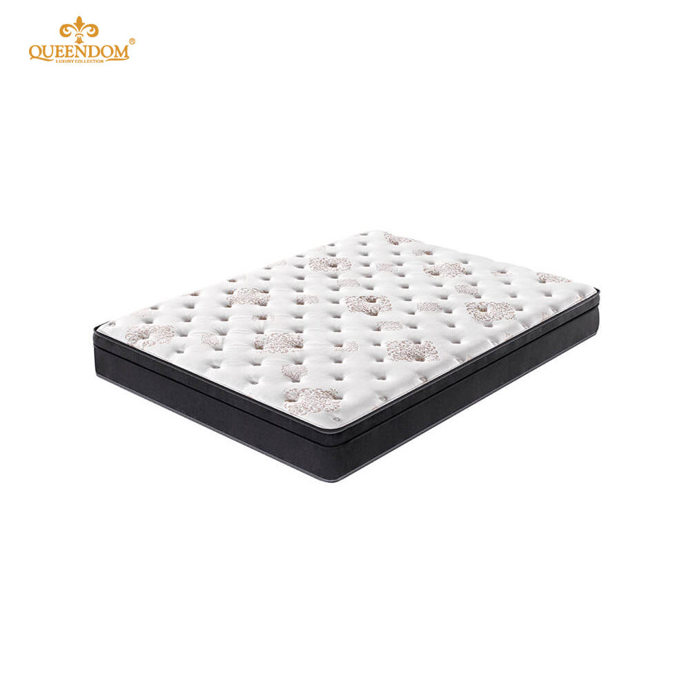 Polyether Foam Anti Decubitus Chinese Matras Professionele Premium Hypoallergeen Waterdichte Piket Lente Matras Wit