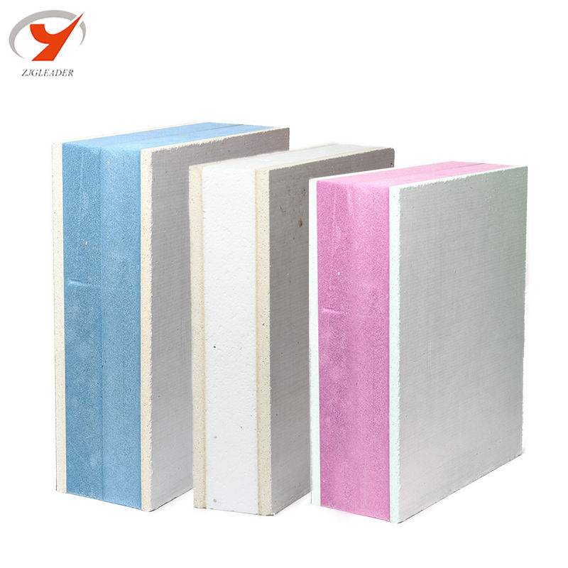 100mm to 150mm MgO PIR PUR fireproof sound insulation board sandwich panel for sale