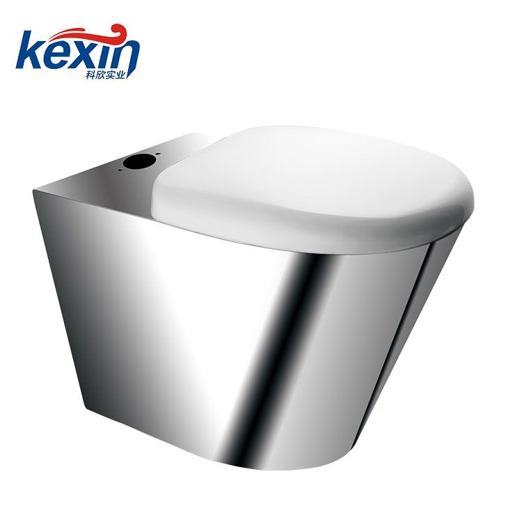 Made In China Hot Sale Stainless Steel Toilets Pan