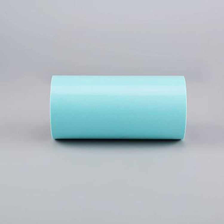 Good quality easy slip silicone coated glassine roll paper release liner paper