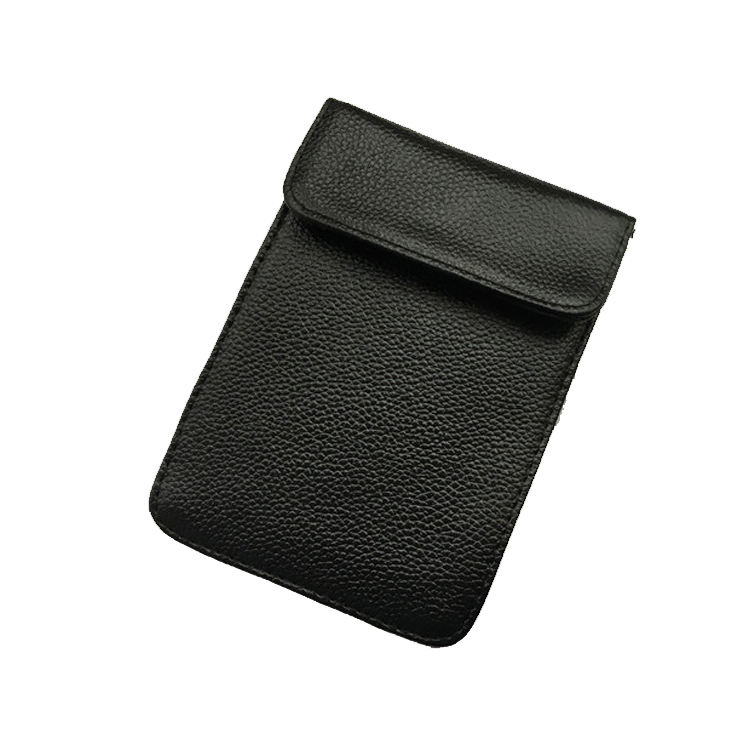 Security Pouch - Cell Phone Anti-Tracking Anti-Spying GPS RFID Signal Blocking Bag Shielding Pouch Wallet Case