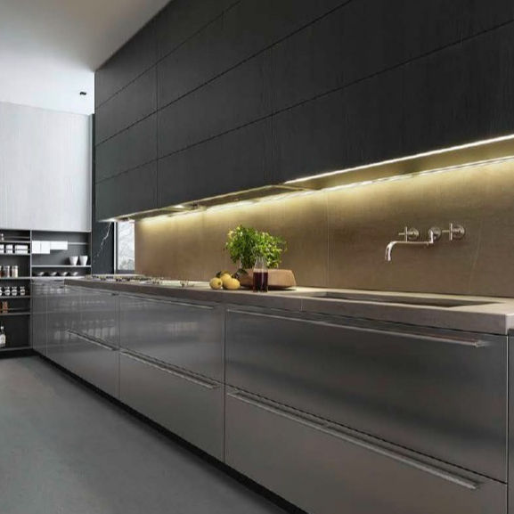 Welbom Used Stainless Steel Kitchen