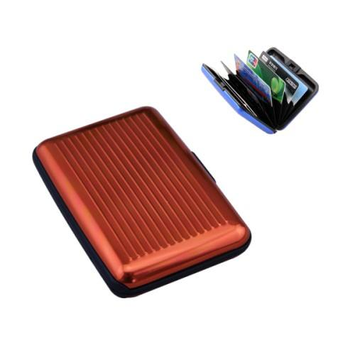 Blocking Credit Card Protector RFID Aluminum case Wallet