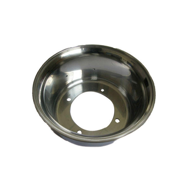 OEM customized product manufacturer sheet metal stamping stainless steel aluminum stamping parts deep drawn parts