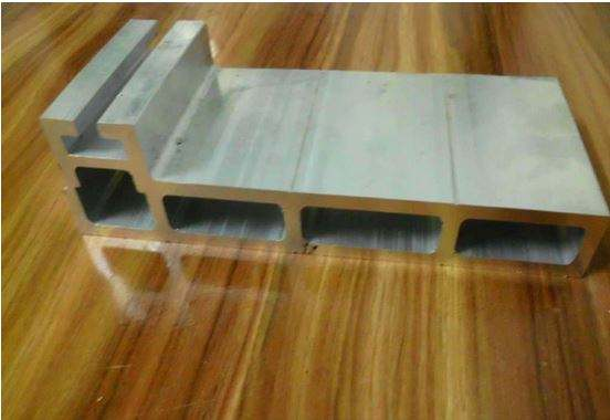 extruded aluminum profile 6005 6061 6060 7020 t6