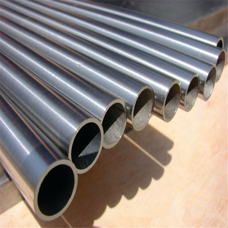 Mechanical processing of Gr5 titanium alloy pipe