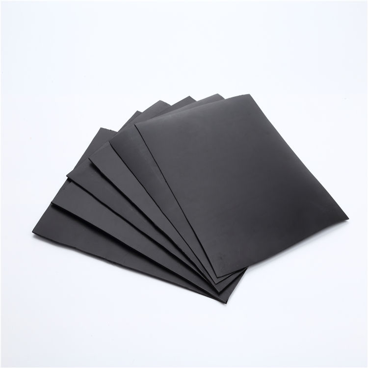 Pond Liner [ Black Roll ] Black Hdpe Geomembrane Best And Low Cost 1.5mm Pond Liner HDPE Black Roll Geomembrane