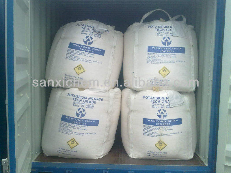 calcium nitrate for cement
