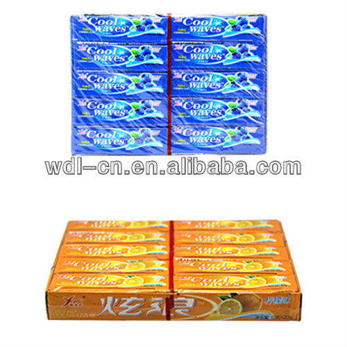 Wholesale sweet confectionery brands of chewing gum VC-C069